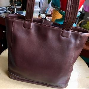 Amazing Vintage Coach Bleeker Tote!